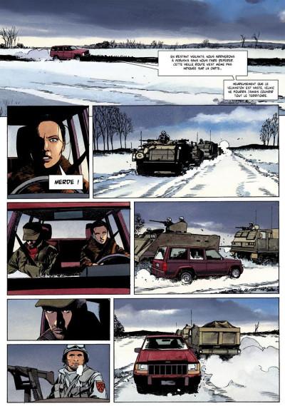 Page 3 bunker tome 3 - réminiscences
