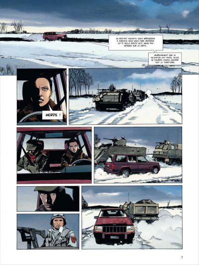 Page 7 bunker tome 3 - réminiscences