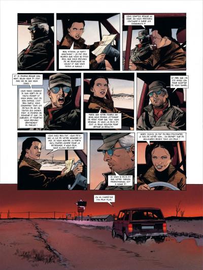 Page 8 bunker tome 3 - réminiscences