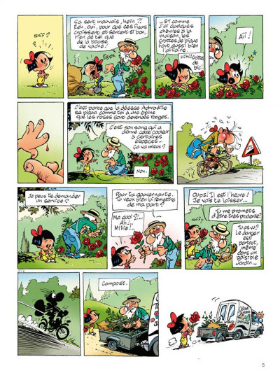 Page 3 mademoiselle louise tome 4 - cash-cache