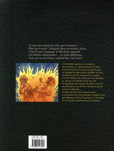 Dos le diable des sept mers tome 2