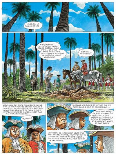 Page 1 le diable des sept mers tome 2