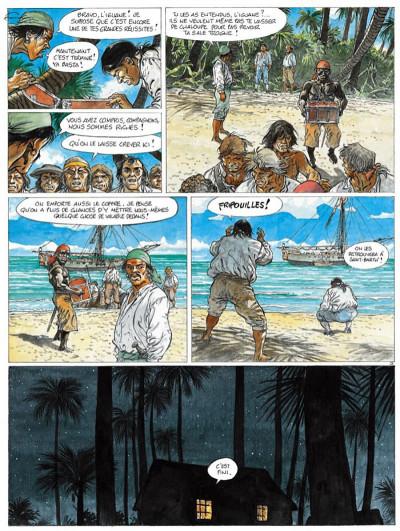 Page 3 le diable des sept mers tome 2