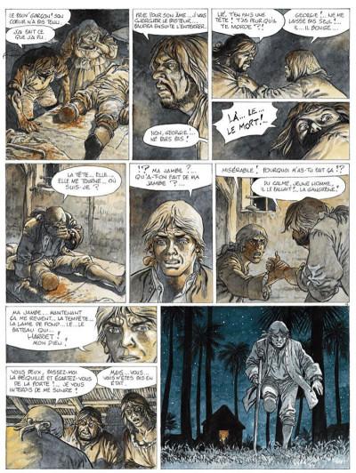 Page 4 le diable des sept mers tome 2
