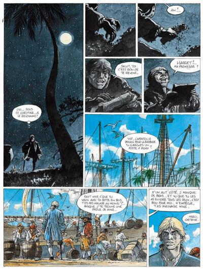 Page 5 le diable des sept mers tome 2