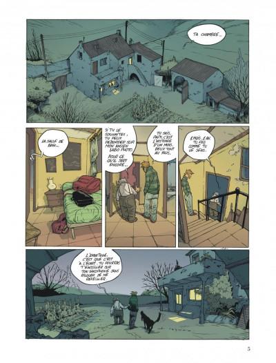 Page 5 la vieille dame qui n'avait jamais joué au tennis...