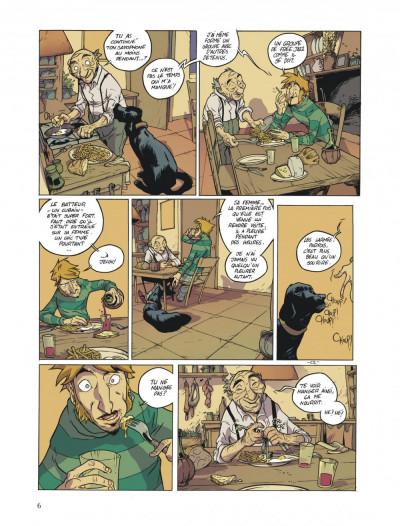 Page 6 la vieille dame qui n'avait jamais joué au tennis...