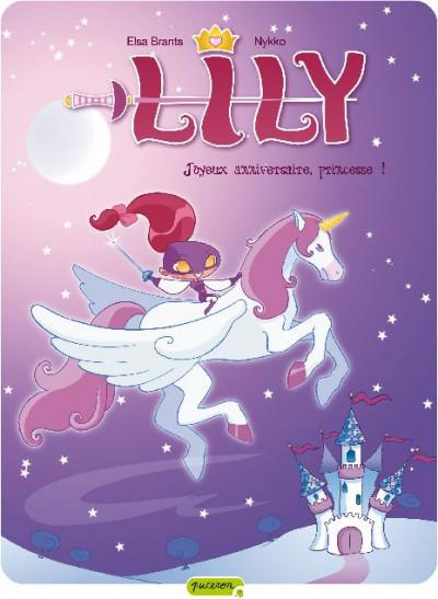image de lily princesse de la nuit tome 1 - joyeux anniversaire princesse!