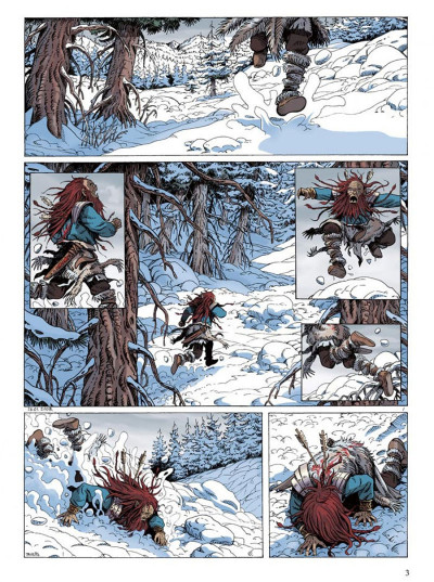 Page 1 hammerfall tome 4 - ceux qui savent