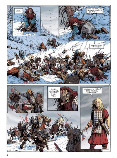 Page 2 hammerfall tome 4 - ceux qui savent