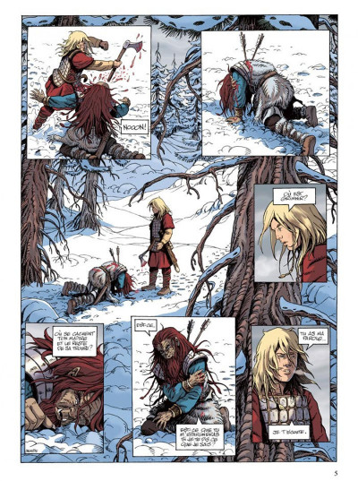 Page 3 hammerfall tome 4 - ceux qui savent