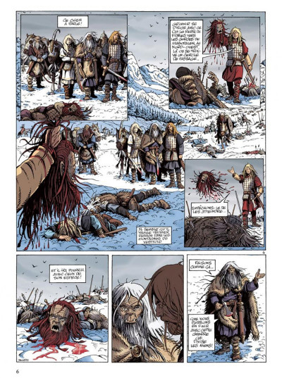 Page 4 hammerfall tome 4 - ceux qui savent
