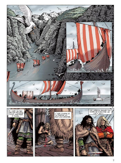 Page 5 hammerfall tome 4 - ceux qui savent