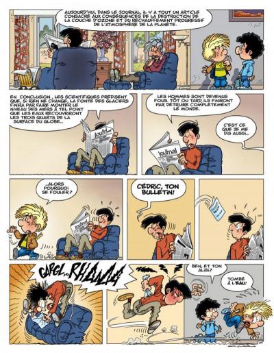 Page 1 cédric tome 23 - je veux l'épouser !