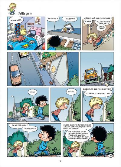 Page 3 cédric tome 23 - je veux l'épouser !
