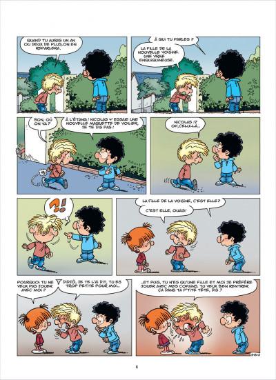 Page 4 cédric tome 23 - je veux l'épouser !