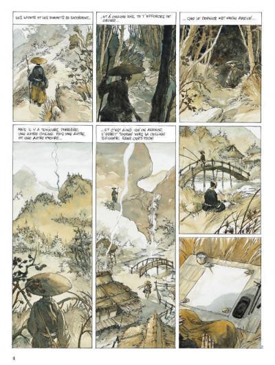 Page 2 l'encre du passé