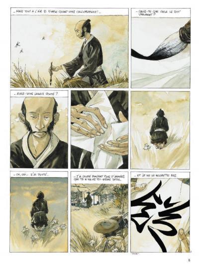 Page 3 l'encre du passé