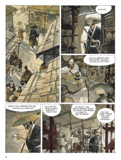 Page 4 l'encre du passé