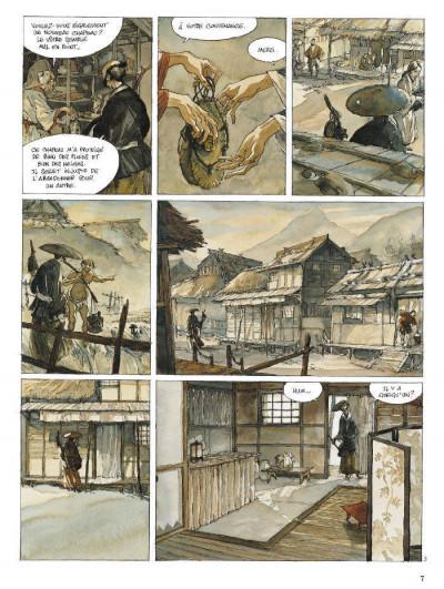 Page 5 l'encre du passé