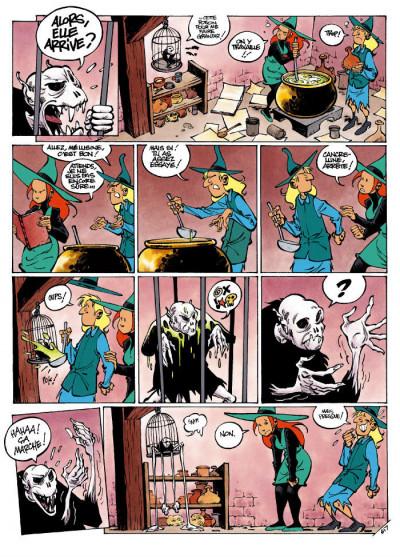 Page 3 mélusine tome 17 - sang pour sang