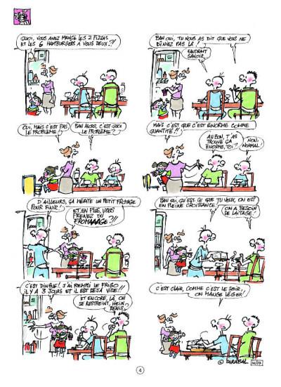 Page 2 les gosses tome 15 - ça pousse gravel