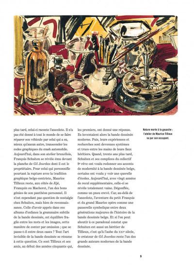 Page 5 gil jourdan - intégrale tome 1