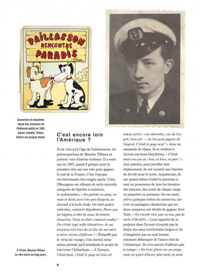 Page 8 gil jourdan - intégrale tome 1