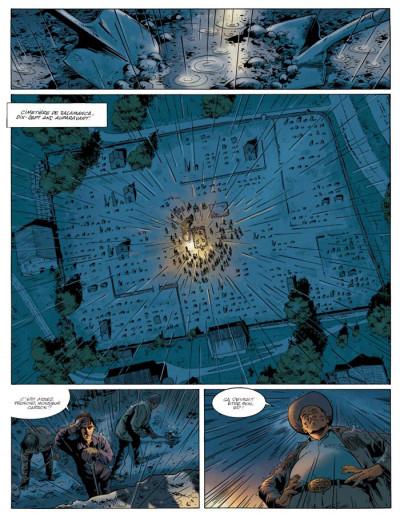 Page 1 sarah tome 2 - les enfants de salamanca tome 2