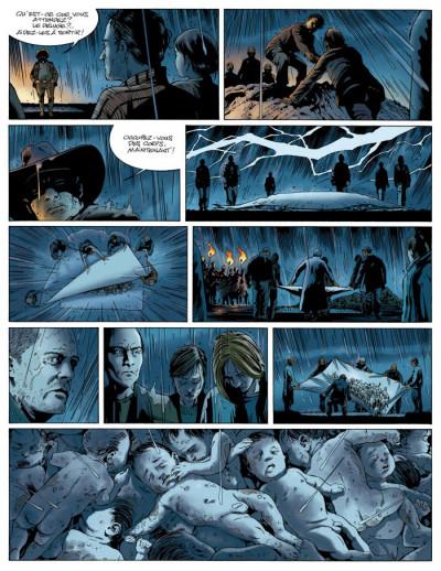 Page 2 sarah tome 2 - les enfants de salamanca tome 2