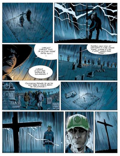 Page 4 sarah tome 2 - les enfants de salamanca tome 2