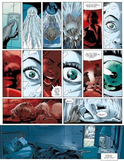 Page 5 sarah tome 2 - les enfants de salamanca tome 2
