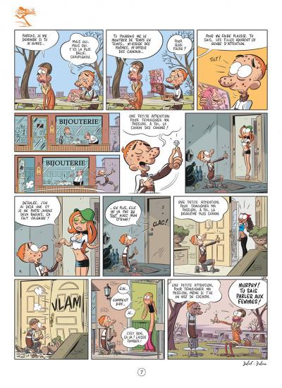 Page 7 Les nombrils tome 4