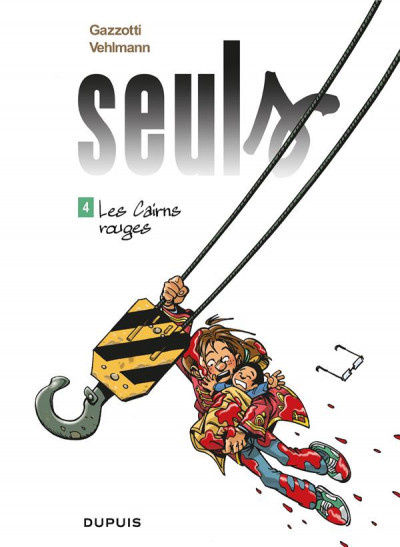 Couverture Seuls tome 4