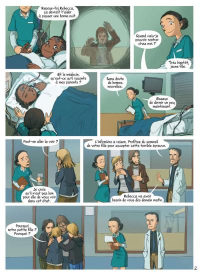 Page 2 les enfants d'ailleurs tome 4 - l'appel
