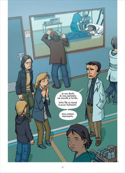Page 3 les enfants d'ailleurs tome 4 - l'appel