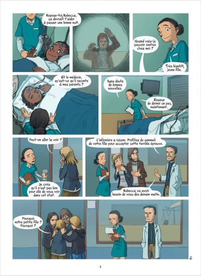Page 4 les enfants d'ailleurs tome 4 - l'appel