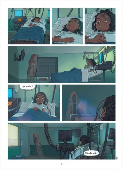 Page 5 les enfants d'ailleurs tome 4 - l'appel
