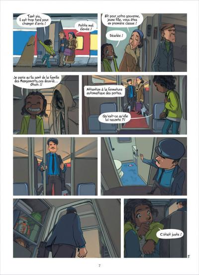 Page 7 les enfants d'ailleurs tome 4 - l'appel