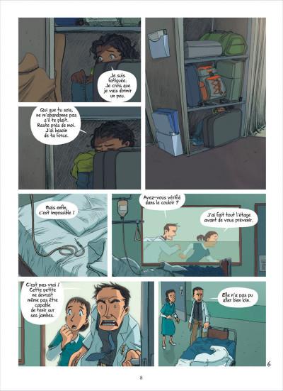 Page 8 les enfants d'ailleurs tome 4 - l'appel