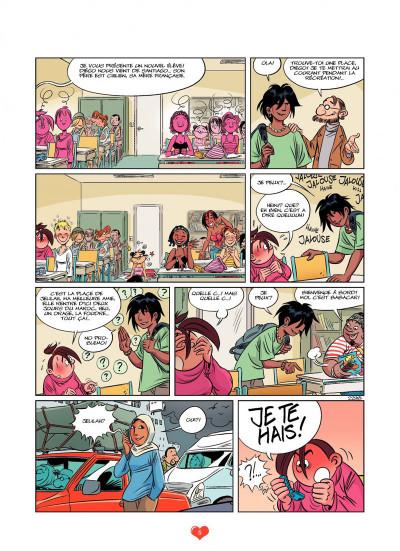Page 3 tamara tome 7 - ma première fois