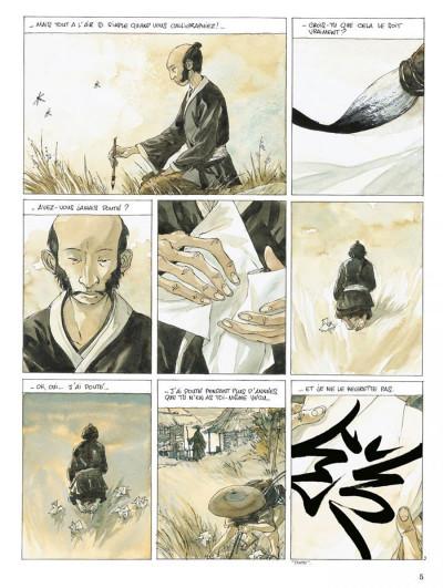 Page 3 l'encre du passé ; édition anniversaire