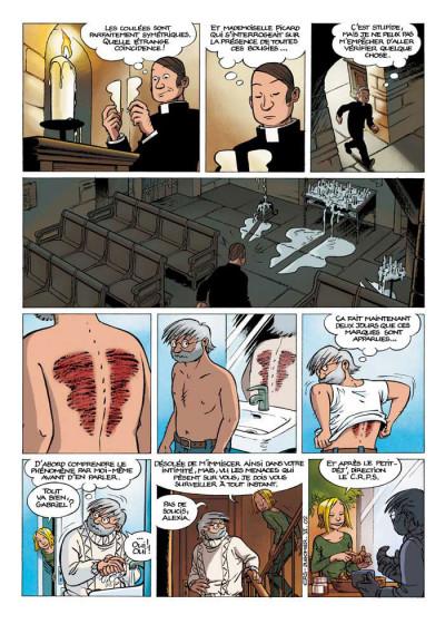 Page 2 les démons d'alexia tome 6 - les larmes de sang