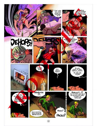 Page 0 les démons d'alexia tome 6 - les larmes de sang