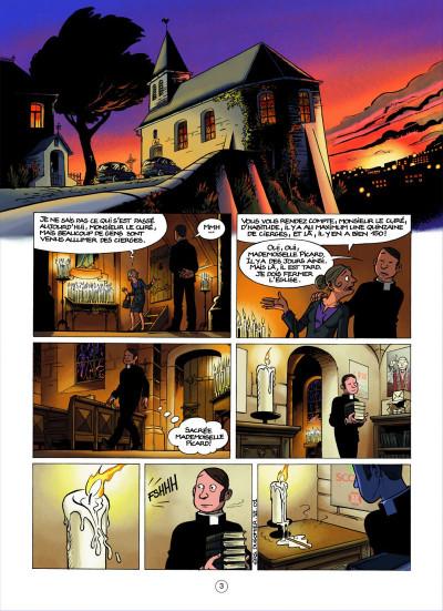 Page 3 les démons d'alexia tome 6 - les larmes de sang