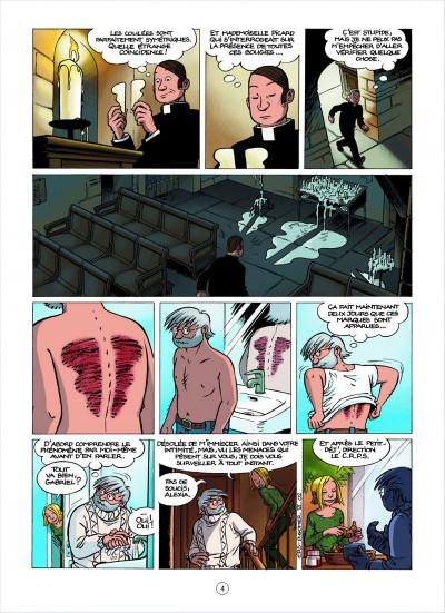 Page 4 les démons d'alexia tome 6 - les larmes de sang