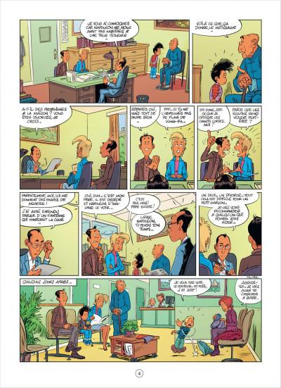 Page 4 mon pépé est un fantôme tome 2