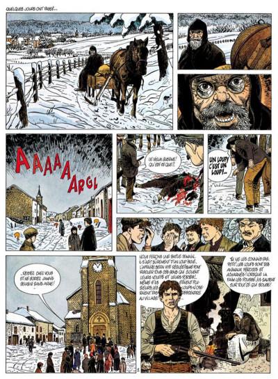 Page 2 servais - intégrale tome 6 - la tchalette