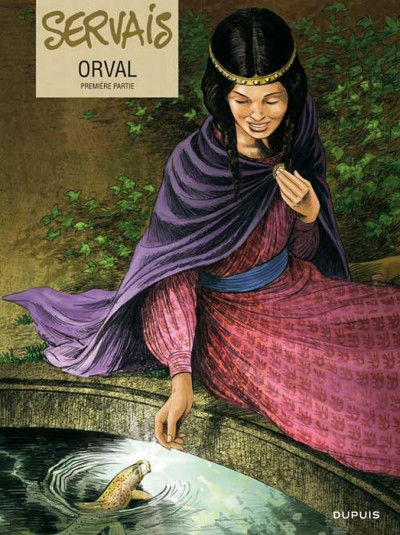 Couverture orval tome 1