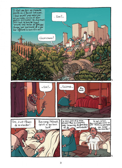 Page 1 le royaume tome 1 - anne